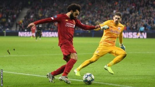 Klopp Suka Liverpool 'Smart' Tampil Sebagai Win In Salzburg Menempati Posisi Teratas