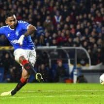 Rangers Lolos Ke Babak 32 Setelah Draw