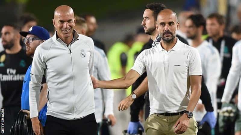 Hasil Imbang Liga Champions: Man City Menghadapi Real Madrid, Liverpool Seri Atletico