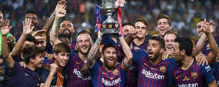 Barcelona, Real Madrid, Juventus Adalah Regu Bayaran Terbaik Di Semua Cabang Olahraga - Survei