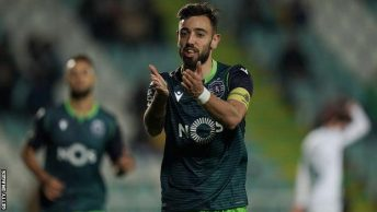 Bruno Fernandes: Man Utd Dalam Pembicaraan Dengan Sporting Lisbon Atas Gelandang